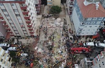 Kartal'da çöken bina olayında yeni gelişme!