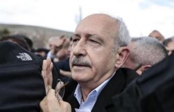 Kılıçdaroğlu'ndan kendisine saldıranlarla ilgili olay yorum!
