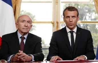 Macron skandal kararı imzaladı!