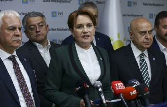 Meral Akşener: Bu seçimin galibi Millet İttifakı'dır
