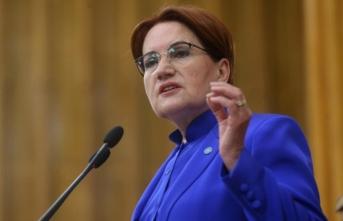 İYİ Parti Genel Başkanı Akşener özür diledi