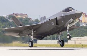 Pentagon'dan yeni F-35 açıklaması!