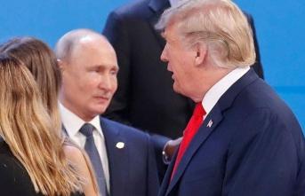 Putin'den ABD'ye petrol eleştirisi...