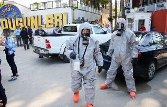 Radyoaktif maddeyi montunun cebine saklamış! Yakalandı…