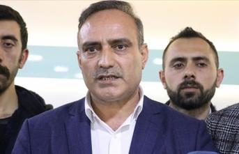 """Siirt'te HDP'li belediye başkan adayının mazbata almasına """"KHK"""" itirazı"""