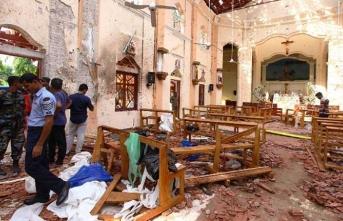Sri Lanka'daki saldırıları o örgüt üstlendi