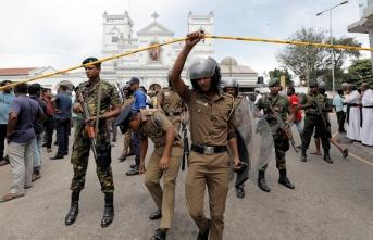 Sri Lanka'daki saldırı 35 ülkeye ateş düşürdü