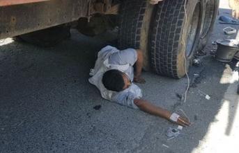TEM'de zincirleme kaza: Trafik felç