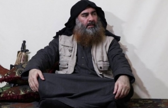 Terör örgütü lideri 5 yıl sonra ilk kez görüntü verdi