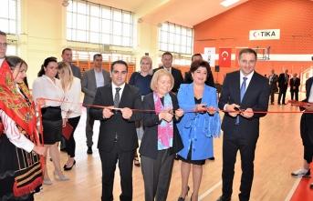 TİKA'dan Karadağ sporuna destek