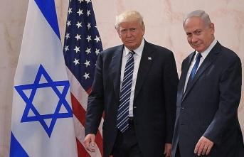 Trump, Netanyahu'yu uyardı!