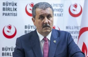 'Türk devleti tarihin hiçbir döneminde soykırım gerçekleştirmemiştir'
