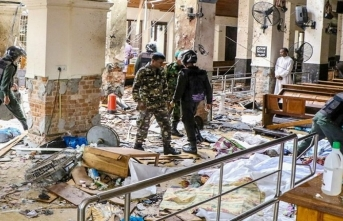 UNICEF en acı rakamları açıkladı! Sri Lanka'daki terör saldırılarında...