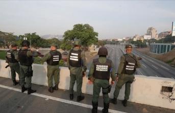 Venezuela'nın Ankara Büyükelçiliğinden darbe girişimi açıklaması