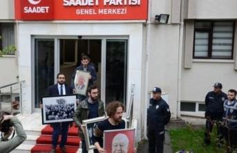 Yeniden Refah Partisi'nden sert tepki: Şova çevirdiler!