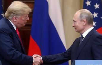 1,5 saatlik görüşmenin ardından Trump'tan ilk açıklama
