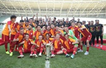 21 Yaş Altı Futbol Ligi'nde Süper Kupa Galatasaray'ın