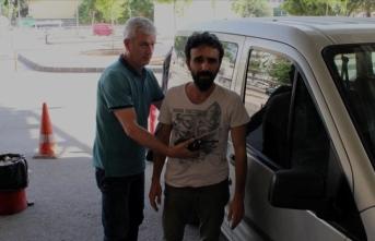 AA muhabiri Nişancı'ya hakarete gözaltı