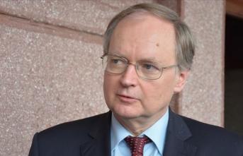 AB Türkiye Delegasyonu Başkanı Berger, Adalet Akademisini ziyaret etti