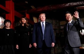 ABD Başkanı Trump'tan Kuzey Kore'ye: Küçük silahlar beni rahatsız etmedi