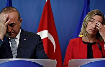 AB'nin ilerleme raporuna Türkiye'den ilk tepki!