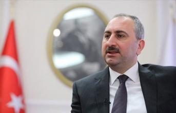 Adalet Bakanı Gül'den son dakika 'Öcalan' açıklaması