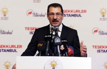 AK Parti'den 'Adayınız değişecek mi?' sorusuna cevap