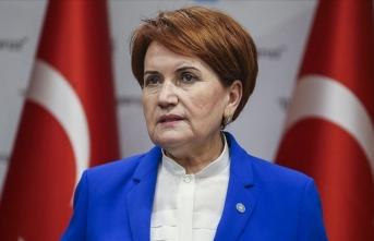 Akşener'den YSK'nin İstanbul kararına ilişkin açıklama