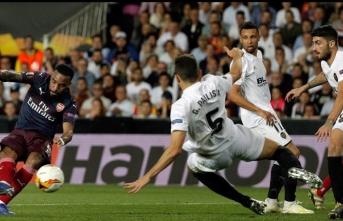 Arsenal, UEFA Avrupa Ligi'nde finalde