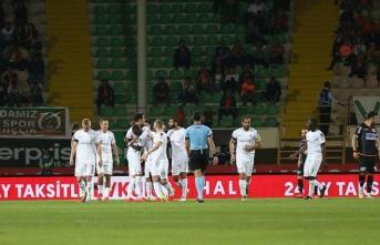 Atiker Konyaspor deplasmanda kazandı