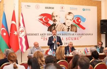Azerbaycan'da TİKA'dan anlamlı program