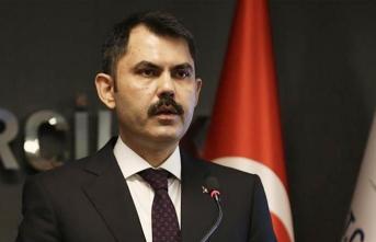 Bakan Kurum'dan kritik açıklama: İstanbul'a ilişkin eylem planımızı hazırlayacağız