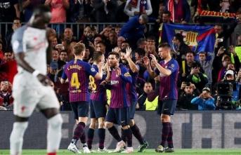 Barça, Liverpool'u paramparça etti