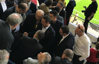 Başkan Ali Koç böyle inceledi...