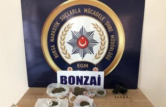 Bursa'da 'Bonzai' operasyonu! Çok sayıda gözaltı
