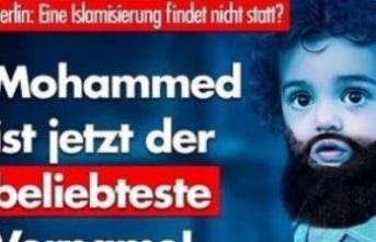 Çocuklarına Muhammed ismini hazmedemeyip çılgına döndüler