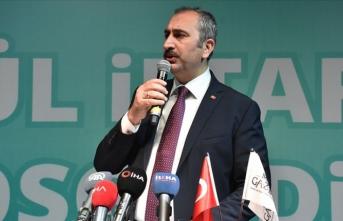 'Cumhurbaşkanımız yargı reformunu tüm kamuoyu ile paylaşacak'