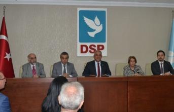 DSP'den destek kararı çıkmadı!