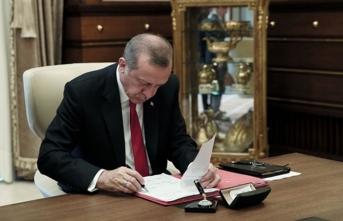 Cumhurbaşkanı Erdoğan 4 ismi görevden aldı