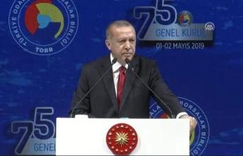 Erdoğan 'Türkiye ittifakı' tartışmalarına noktayı koydu