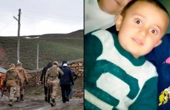 Erzurum'da kaybolan minik Furkan'dan acı haber