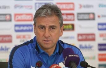 Erzurumspor Hamza Hamzaoğlu ile yollarını ayırdı