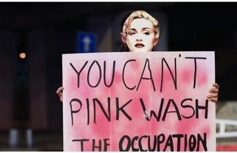 Eurovision sırasında Netanyahu ve İsrail'e protesto!
