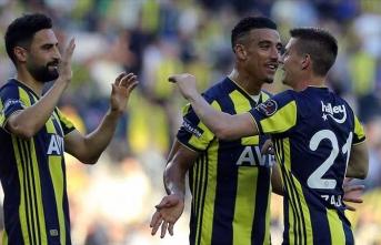 Fenerbahçe ligi 6'ıncı sırada tamamladı