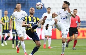 Fenerbahçe uzun bir aradan sonra deplasmanda kazandı