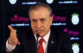 Galatasaray Başkanı iddialı konuştu! İyi futbol aramayalım