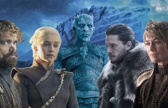 Game Of Thrones'tan  veda öncesi rekor