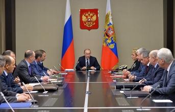 İdlib konusu Rusya Güvenlik Konseyinde
