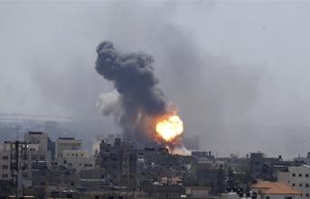 İsrail kanlı saldırılarına devam ediyor!