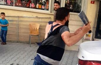 İstanbul'da satırlı dehşet!